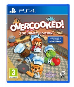 Overcooked! Gourmet Edition (nová)