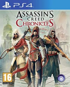 Assassins Creed Chronicles (nová)