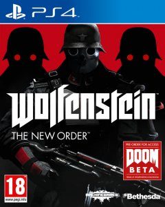 Wolfenstein The new order (nová)