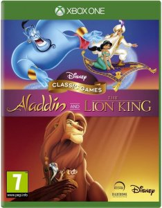 Disney Classic Games: Aladdin and The Lion King (nová)