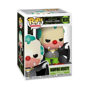 Funko POP Animation: Simpsons- Vampire Krusty (1030)
