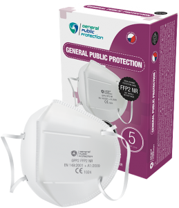 General Public Protection respirátor FFP2 10 ks