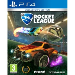 Rocket League - Collectors Edition (nová)
