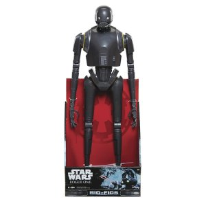 SW ROGUE ONE: figurka K-2SO 50cm