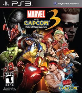 Marvel vs Capcom 3 Fate of Two Worlds