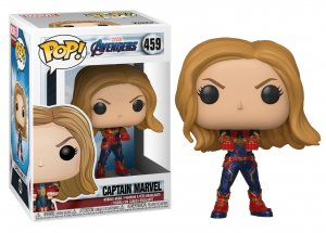 Funko POP Marvel: Avengers Endgame - Captain Marvel