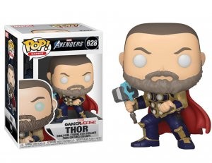 Funko POP Marvel: Avengers Game - Thor (Stark Tech Suit)