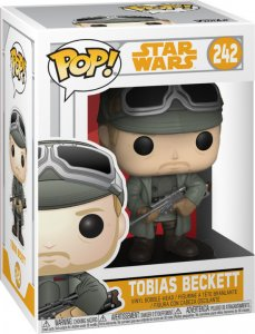Figurka Funko POP! Bobble-Head Star Wars - Tobias Beckett