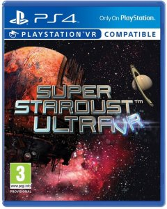 Super Stardust Ultra VR (PS4 VR) (nová)
