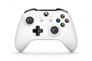 Gamepad Microsoft Xbox One S Wireless bílý (Nový)