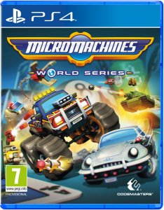 Micro Machines World Series (nová)