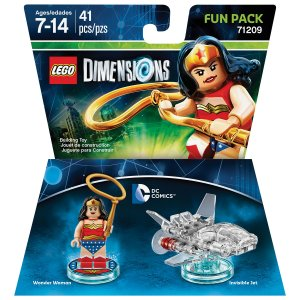 LEGO Dimensions 71209 Fun Pack: Wonder Woman (nová)
