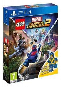 Lego Marvel Super Heroes 2 deluxe edition (nová)