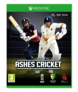 Ashes Cricket (nová)