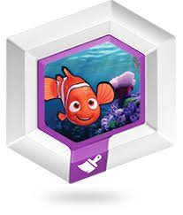 Power Disc Nemos Seascape Disney Infinity 1.0