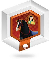 Power Disc Khan The Horse Disney Infinity 1.0