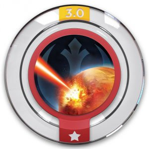Power Disc Disney Infninty 3.0 - Resistance Tactical Strike