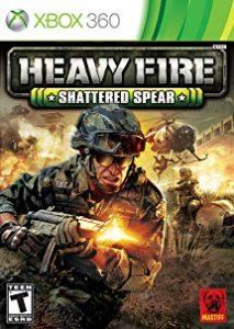 Heavy Fire - Shattered Spear