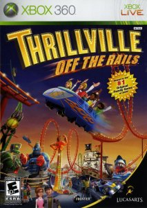 thrillville of the rails