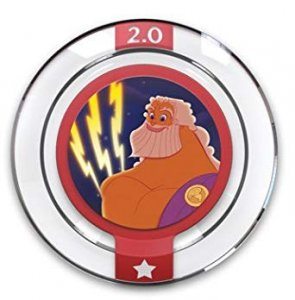 Power Disc Disney Infninty 2.0. - Zeus Thunderbolt
