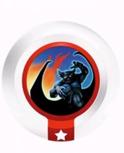 Power Disc Disney Infinity 1.0 - Chernabogs Power