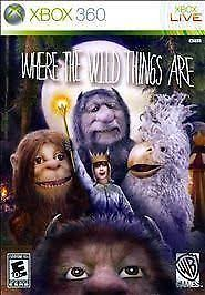 Where The Wild Things Are The Videogame