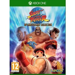 Street Fighter : 30th Anniversary Collection