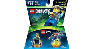 LEGO Dimensions  Fun Pack Chase McCain 71266