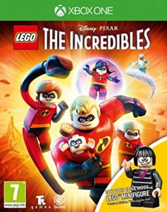 Lego The Incredibles (Minifigure Edition)