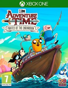 Adventure Time Pirates of the Enchiridion (nová)