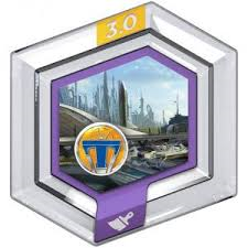Power Disc Disney Infninty 3.0 Tomorrowland Stratosphere