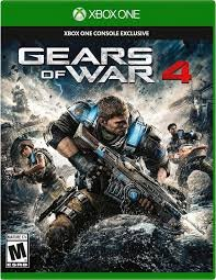 Gears of War 4 : Standard Edition